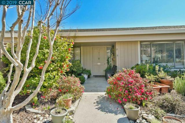 2308 Pine Knoll Dr #2, Walnut Creek, CA 94595 (#40857174) :: The Grubb Company
