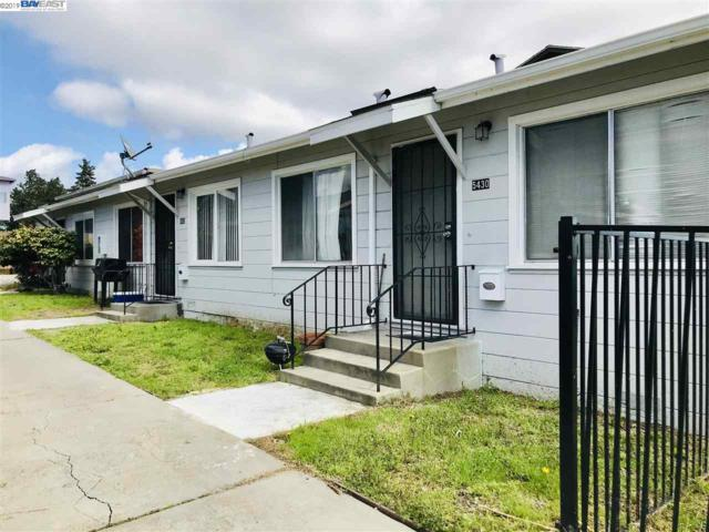 5434 Holland St, Oakland, CA 94601 (#40857228) :: The Lucas Group