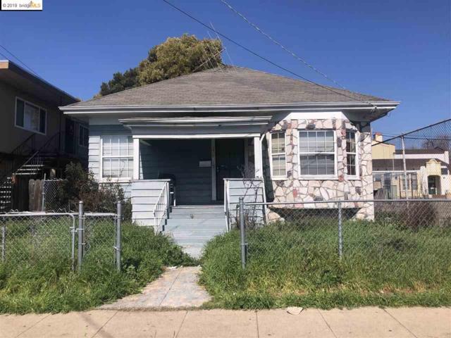 1761 81St Ave, Oakland, CA 94621 (#40857264) :: Armario Venema Homes Real Estate Team