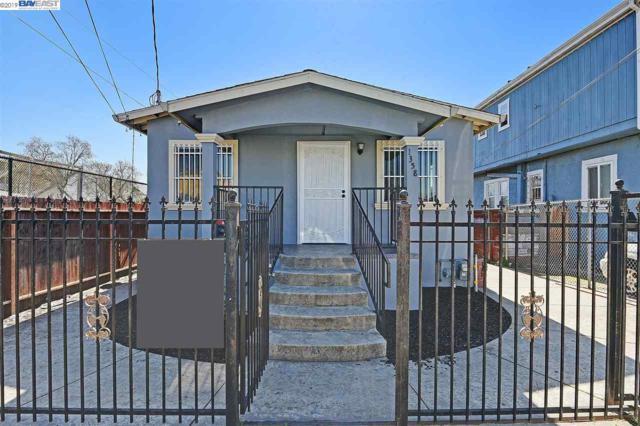 1358 94th Ave, Oakland, CA 94603 (#40857280) :: Armario Venema Homes Real Estate Team