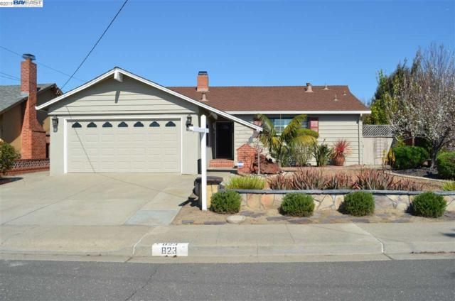 823 Via Bregani, San Lorenzo, CA 94580 (#40857285) :: The Lucas Group
