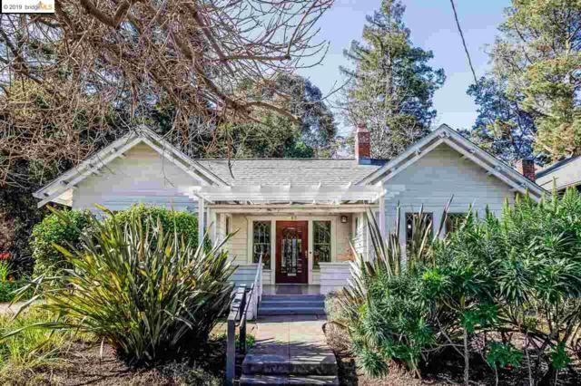 493 Forest St, Oakland, CA 94618 (#40857370) :: The Grubb Company
