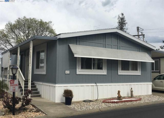 3231 Vineyard Ave. #43, Pleasanton, CA 94566 (#40857533) :: Armario Venema Homes Real Estate Team