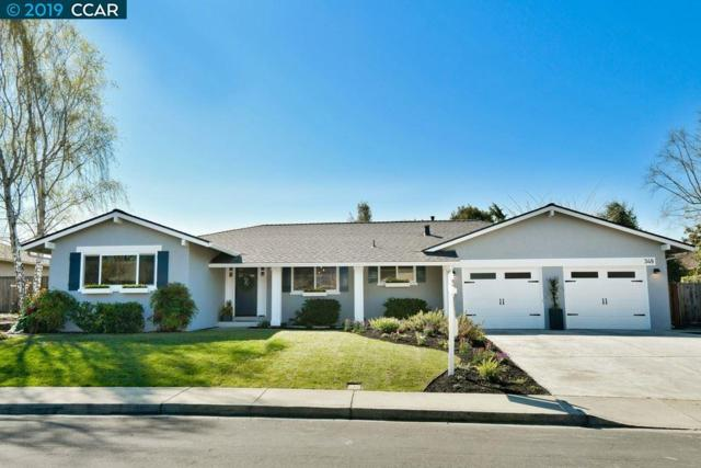 349 Conway Drive, Danville, CA 94526 (#40857623) :: The Lucas Group