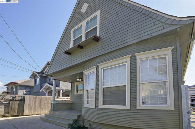 871 35Th St, Oakland, CA 94608 (#40857694) :: The Lucas Group