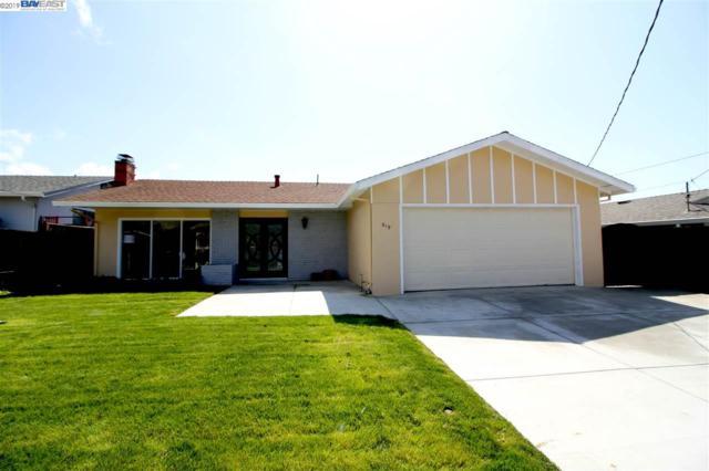 619 Gisler Way, Hayward, CA 94544 (#40858098) :: J. Rockcliff Realtors