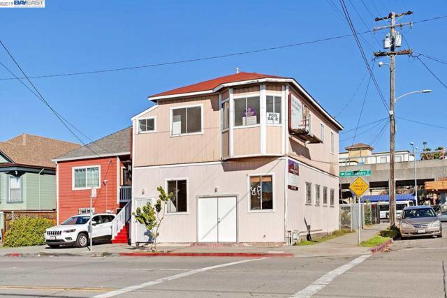 3338 San Leandro St, Oakland, CA 94601 (#40858803) :: The Grubb Company