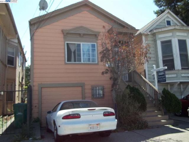 1423 15Th St, Oakland, CA 94607 (#40858952) :: Armario Venema Homes Real Estate Team