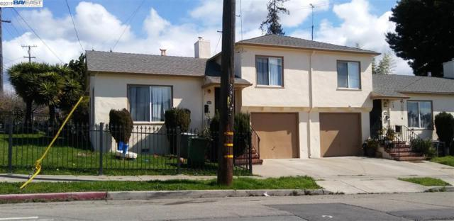 3800 Carrington St, Oakland, CA 94601 (#40859728) :: Realty World Property Network