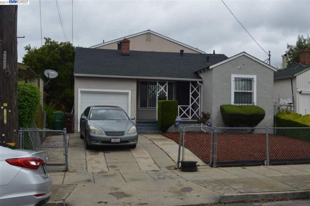 2021 84Th Ave, Oakland, CA 94621 (#40860086) :: Armario Venema Homes Real Estate Team