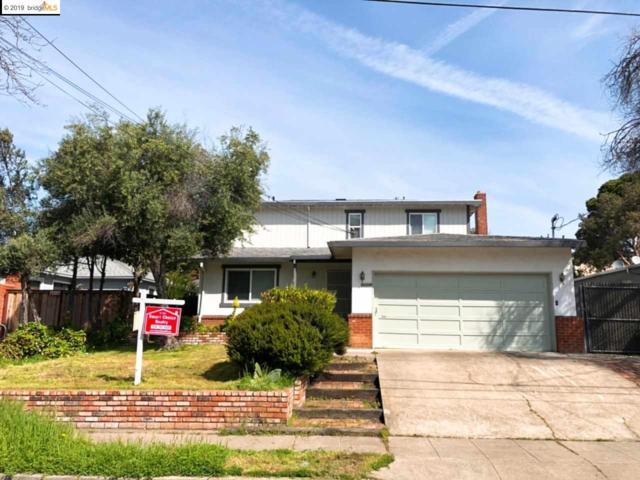2821 Sparks Way, Hayward, CA 94541 (#40860241) :: Armario Venema Homes Real Estate Team