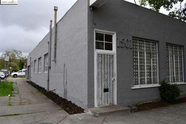1501 San Pablo Ave., Berkeley, CA 94702 (#40861166) :: Armario Venema Homes Real Estate Team