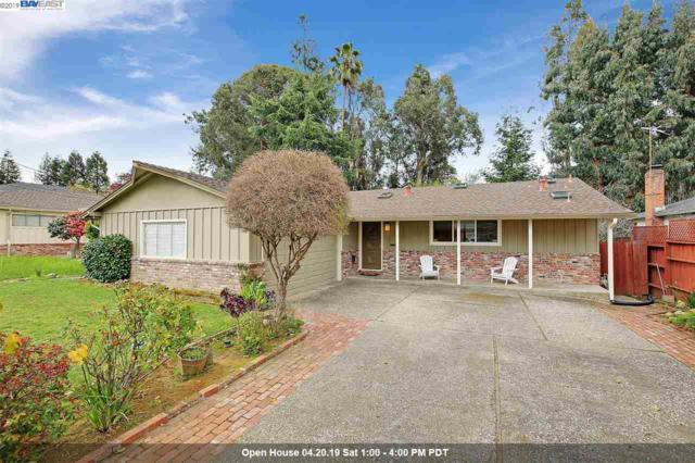 2835 Sunnybank Ln, Hayward, CA 94541 (#40861363) :: Armario Venema Homes Real Estate Team