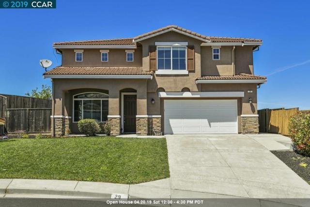 29 Pilar Ridge Ct, Bay Point, CA 94565 (#40861491) :: Armario Venema Homes Real Estate Team