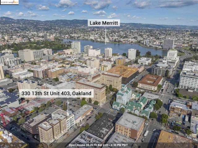 330 13Th St 4C, Oakland, CA 94612 (#40861646) :: The Grubb Company