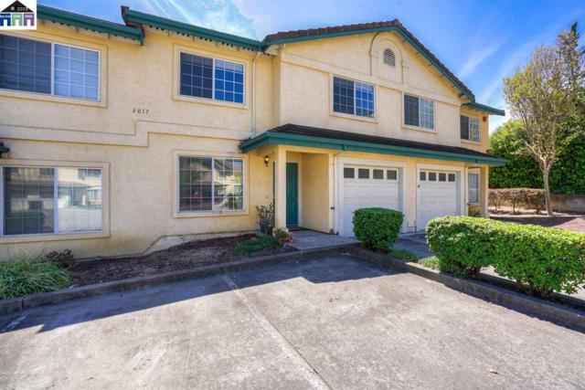 3017 Grove Way B14, Castro Valley, CA 94546 (#40861717) :: The Grubb Company