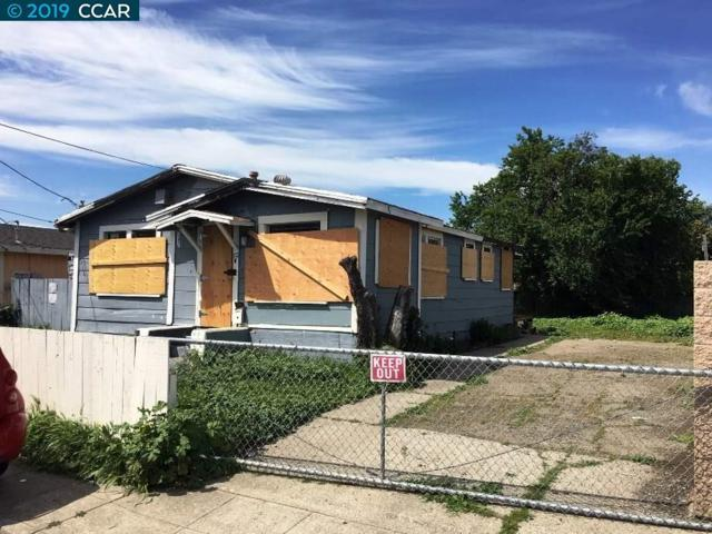 33 W Gertrude Ave, Richmond, CA 94801 (#40861824) :: The Grubb Company