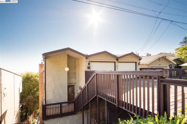 3229 Monterey Blvd, Oakland, CA 94602 (#40861837) :: Armario Venema Homes Real Estate Team