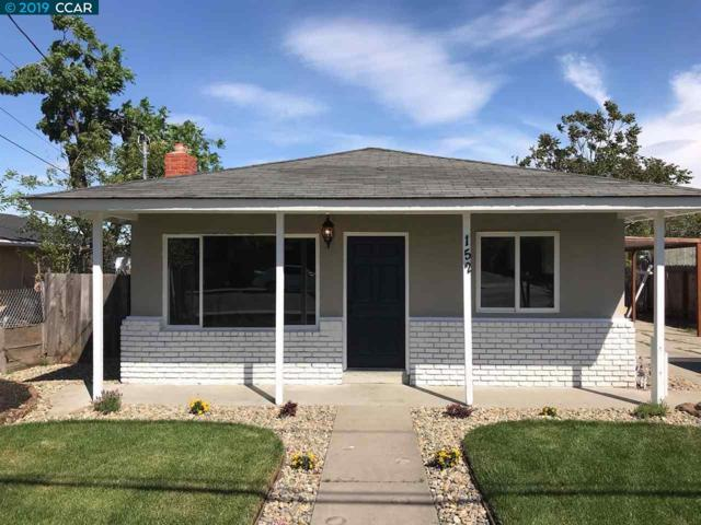 152 N Broadway, Bay Point, CA 94565 (#40861854) :: The Grubb Company