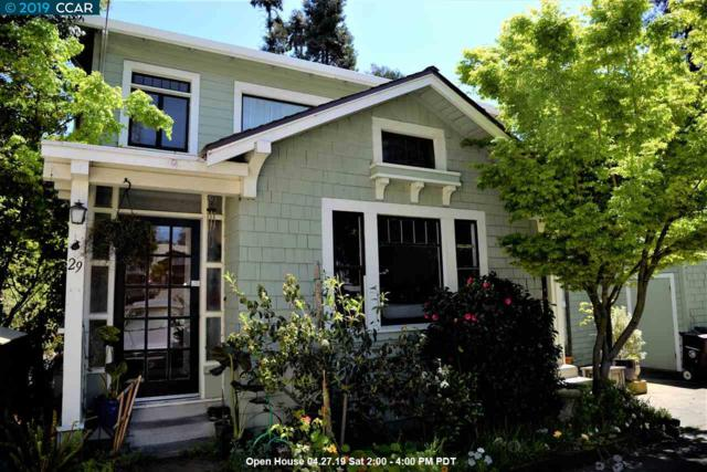 29 Glenwood Ave, Oakland, CA 94611 (#40861939) :: The Grubb Company