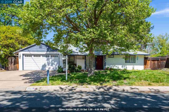 264 Gloria Dr, Pleasant Hill, CA 94523 (#40862100) :: Blue Line Property Group