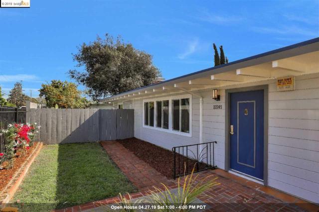 22345 Flagg St, Hayward, CA 94541 (#40862206) :: Armario Venema Homes Real Estate Team
