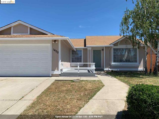 1400 Port Ct, Oakley, CA 94561 (#40862297) :: Blue Line Property Group