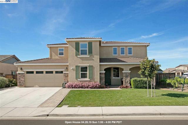 788 Marjoram Dr, Brentwood, CA 94513 (#40862330) :: Blue Line Property Group