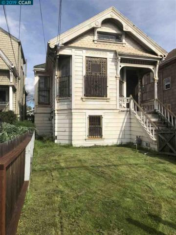 3612 West St., Oakland, CA 94608 (#40862554) :: Armario Venema Homes Real Estate Team