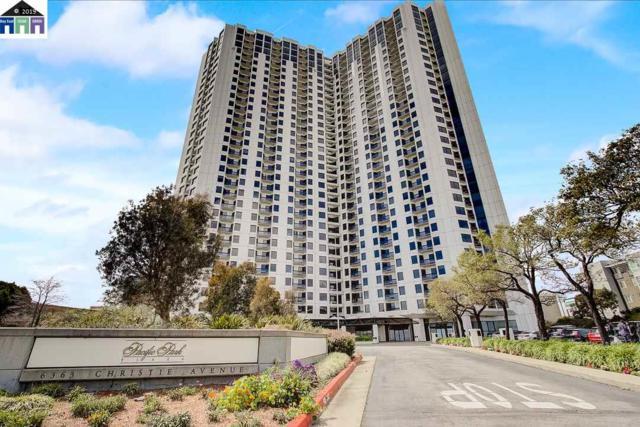 6363 Christie Ave #611, Emeryville, CA 94608 (#40863765) :: Armario Venema Homes Real Estate Team