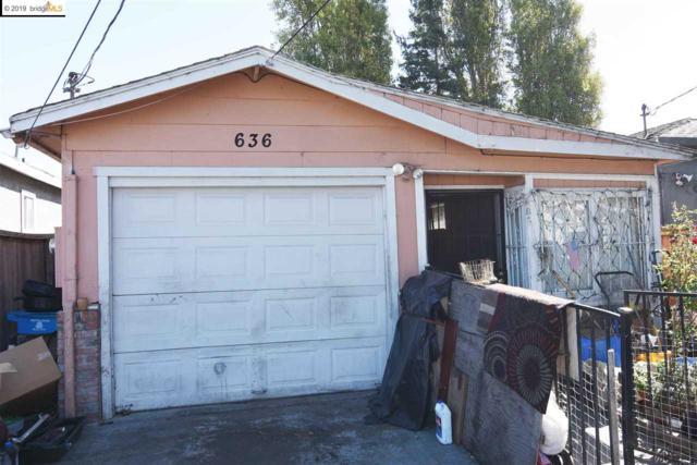 636 2Nd St, Richmond, CA 94801 (#40865184) :: The Grubb Company