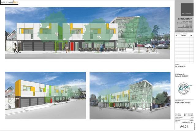 375 Center St, Oakland, CA 94607 (#40865351) :: Armario Venema Homes Real Estate Team