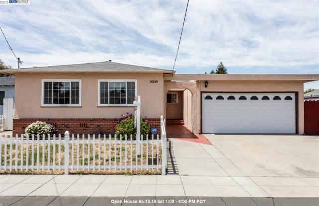 26849 Jennings Way, Hayward, CA 94544 (#40865721) :: Armario Venema Homes Real Estate Team