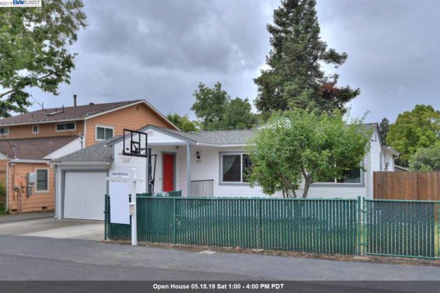 2957 Knoll Dr, Concord, CA 94520 (#40866336) :: Armario Venema Homes Real Estate Team