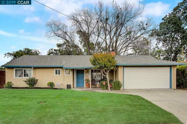 2367 Geraldine Dr, Pleasant Hill, CA 94523 (#40866522) :: The Grubb Company