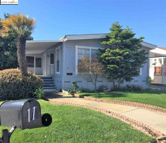 11 Palm Dr #11, Pittsburg, CA 94565 (#40866625) :: The Grubb Company