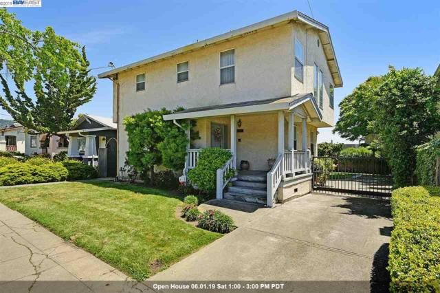 2624 55Th Ave, Oakland, CA 94605 (#40867098) :: The Grubb Company