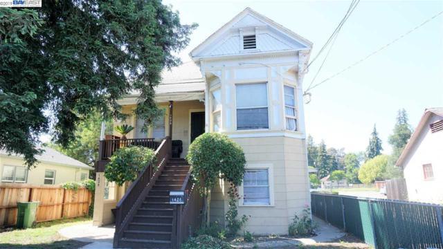 1424 C Street, Hayward, CA 94541 (#40868552) :: Realty World Property Network