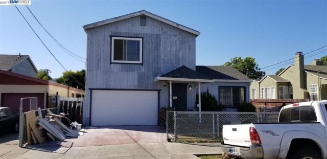 1087 80Th Ave, Oakland, CA 94621 (#40869856) :: Armario Venema Homes Real Estate Team