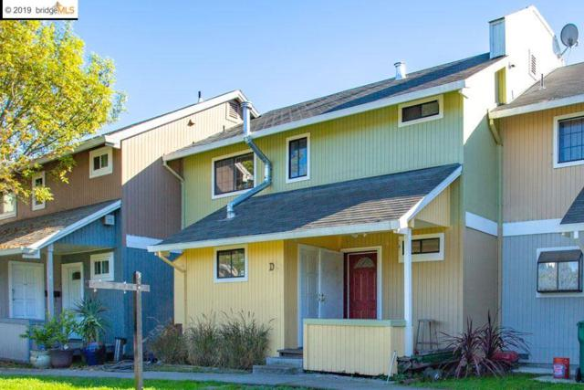 7400 Rudsdale St D, Oakland, CA 94621 (#40869991) :: Armario Venema Homes Real Estate Team