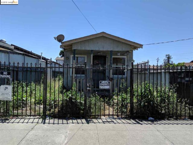 6919 Hamilton St., Oakland, CA 94621 (#40870247) :: Armario Venema Homes Real Estate Team