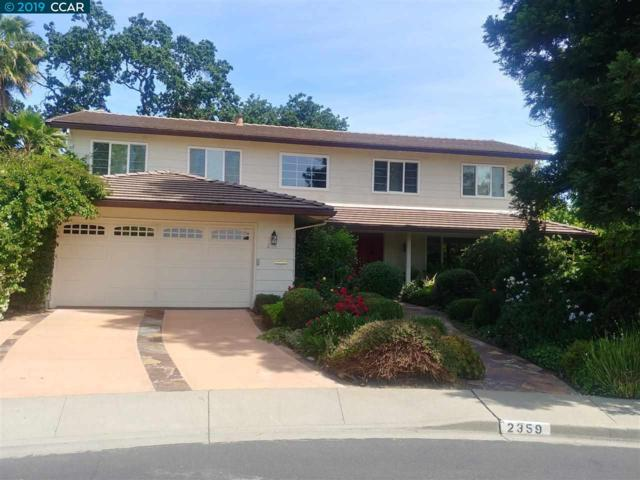 2359 Banbury Pl, Walnut Creek, CA 94598 (#40870593) :: The Lucas Group