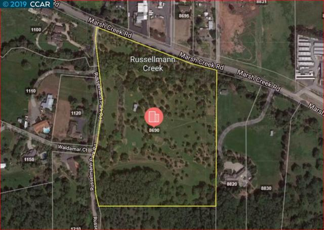 8690 Marsh Creek Rd, Clayton, CA 94517 (#40870608) :: Blue Line Property Group