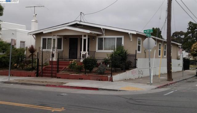 3125 35Th Ave, Oakland, CA 94619 (#40870633) :: Armario Venema Homes Real Estate Team
