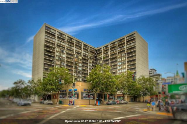 801 Franklin St #803, Oakland, CA 94607 (#40870692) :: Armario Venema Homes Real Estate Team