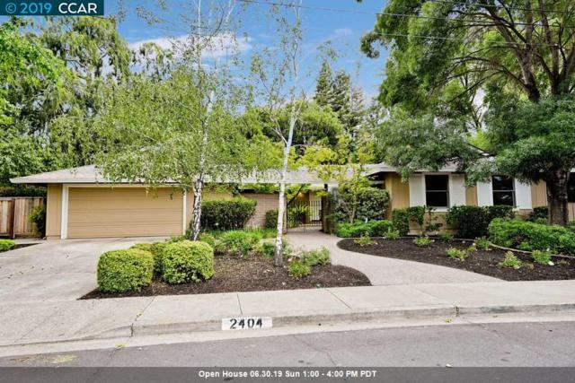 2404 Quiet Place Dr, Walnut Creek, CA 94598 (#40871616) :: The Grubb Company