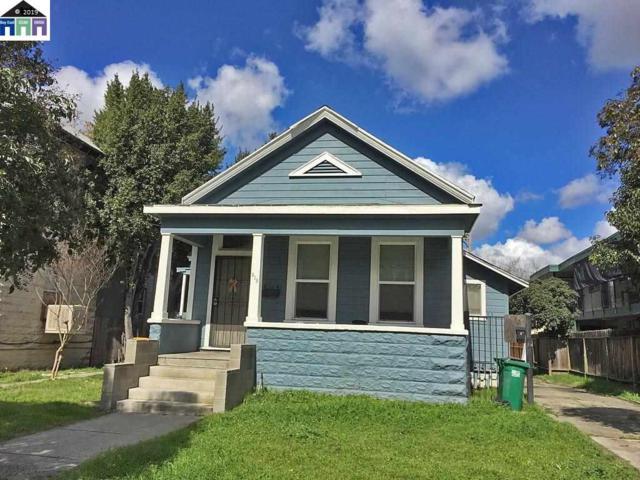 319 E Flora St, Stockton, CA 95202 (#40872598) :: Realty World Property Network