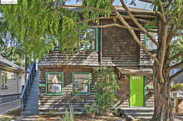 1618 Ward St, Berkeley, CA 94703 (#40872740) :: Armario Venema Homes Real Estate Team