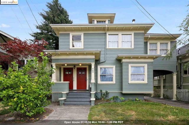 443 62Nd St, Oakland, CA 94609 (#40874270) :: Armario Venema Homes Real Estate Team