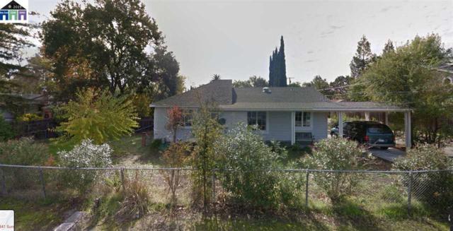 1841 Sunnyvale, Danville, CA 94526 (#40874295) :: Armario Venema Homes Real Estate Team